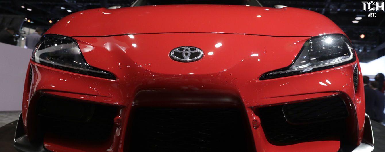 В Toyota объяснили, почему создавали спорткар Supra с BMW