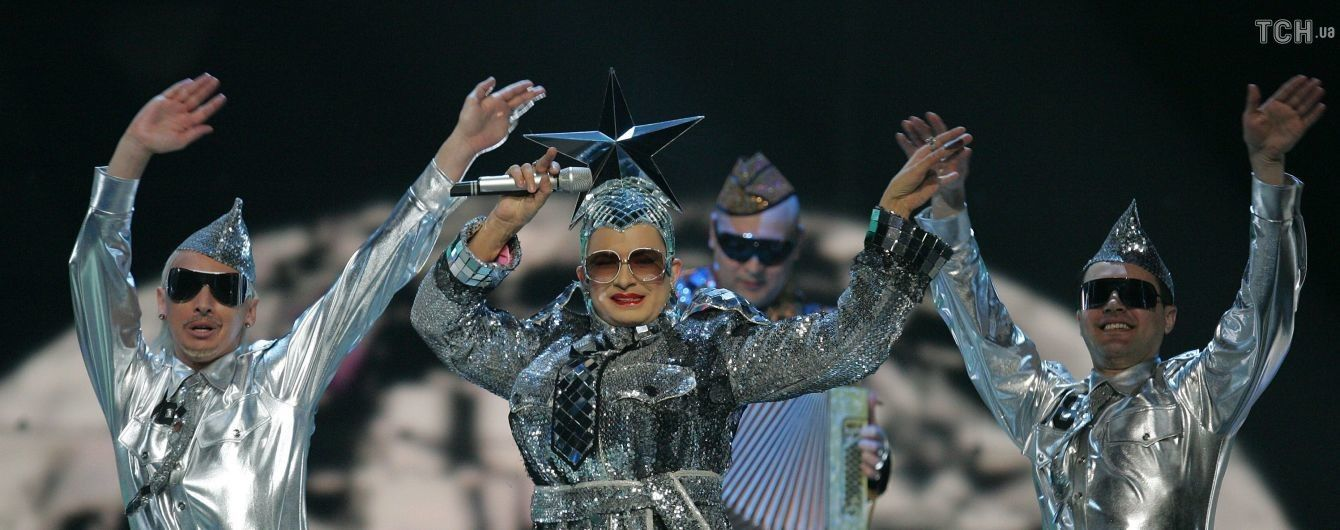 """Неординарне """"Євробачення"""": найдивакуватіші учасники за всю історію конкурсу"""