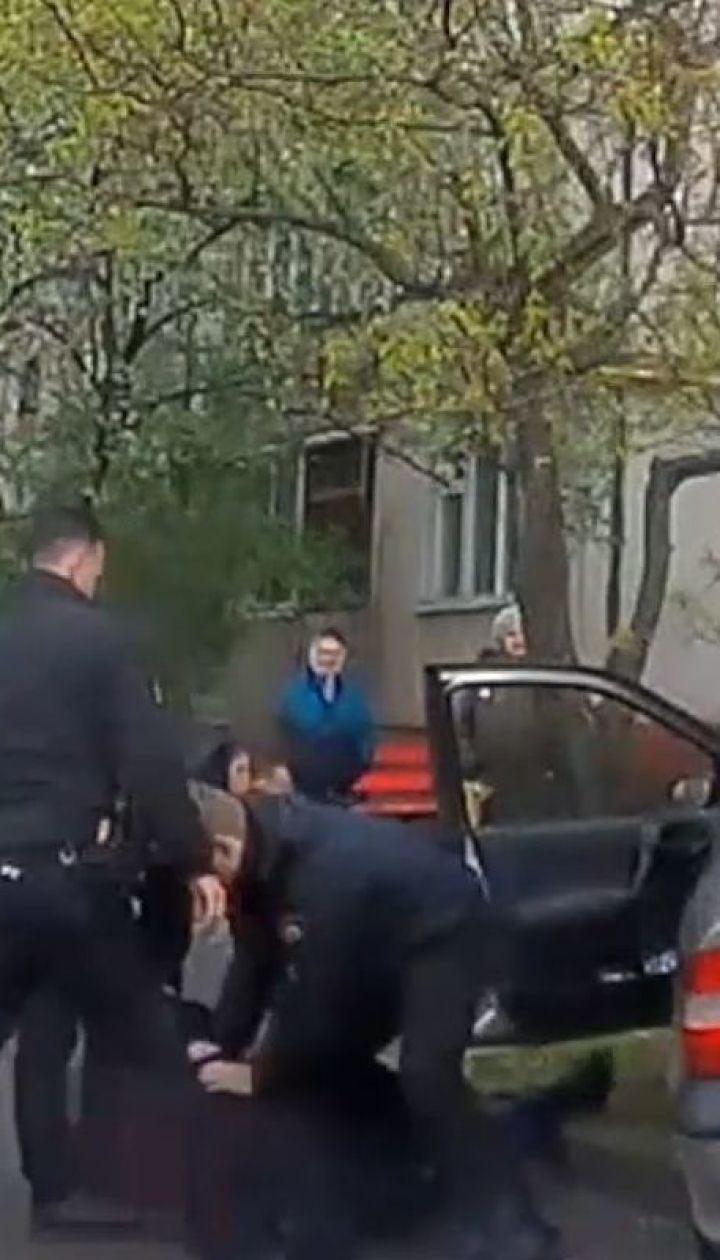 У Сумах п'яний чиновник на авто влаштував перегони з поліцією