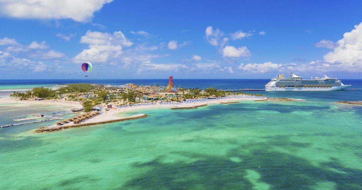 Круїзна компанія Royal Caribbean для своїх гостей відкриє приватний острів на Багамах