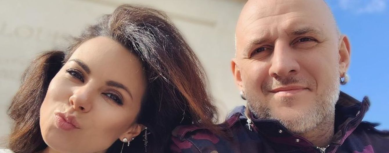 """""""Я за тебя, я с тобой"""": Каменских трогательно поздравила песней Потапа"""