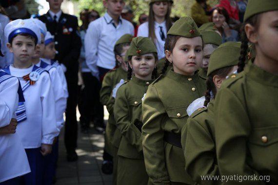 дитячий парад