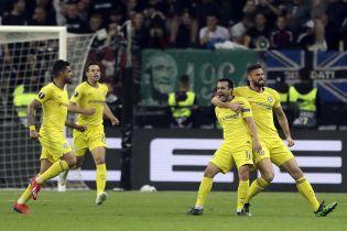 Букмекери назвали фаворитів матчів-відповідей півфіналу Ліги Європи