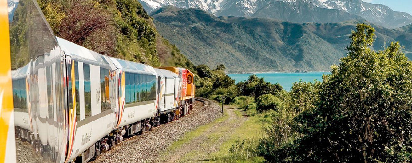 В Новой Зеландии закроютоткрытые вагоны из-за рискованных селфи
