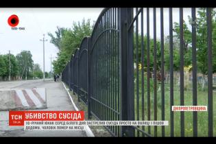 Не поделили дорогу: на Днепропетровщине школьник застрелил своего соседа