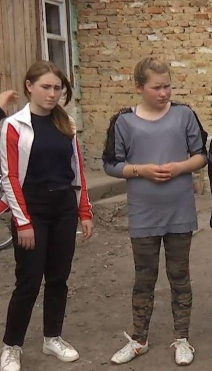 На Кіровоградщині багатодітна мати воює з соцслужбами за власних дітей