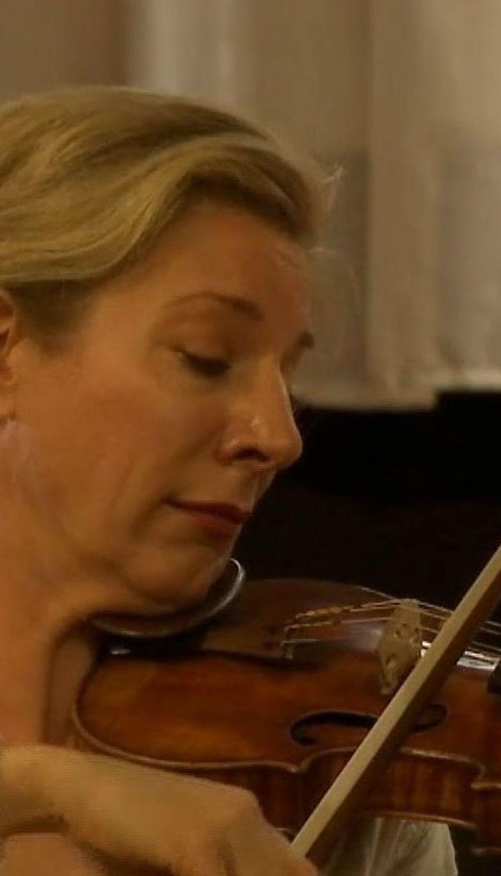 У Харкові прозвучить легендарна скрипка Страдіварі
