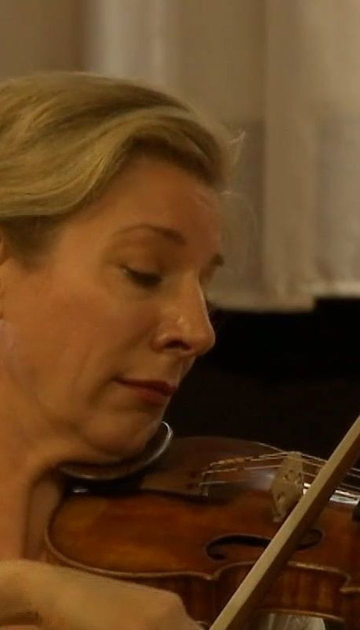 В Харькове прозвучит легендарная скрипка Страдивари