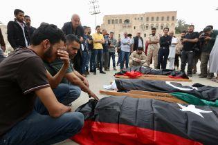 С начала наступления мятежного ливийского генерала на Триполи погибли более 440 человек - ВОЗ