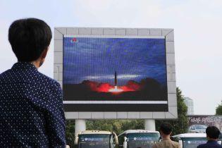 КНДР снова запустила ракеты в сторону Японского моря