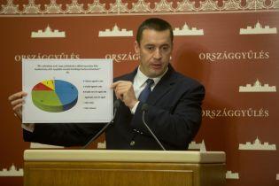 """Лідер правої угорської партії """"Йоббік"""" відвідав Закарпаття та пообіцяв підтримати автономію регіону"""