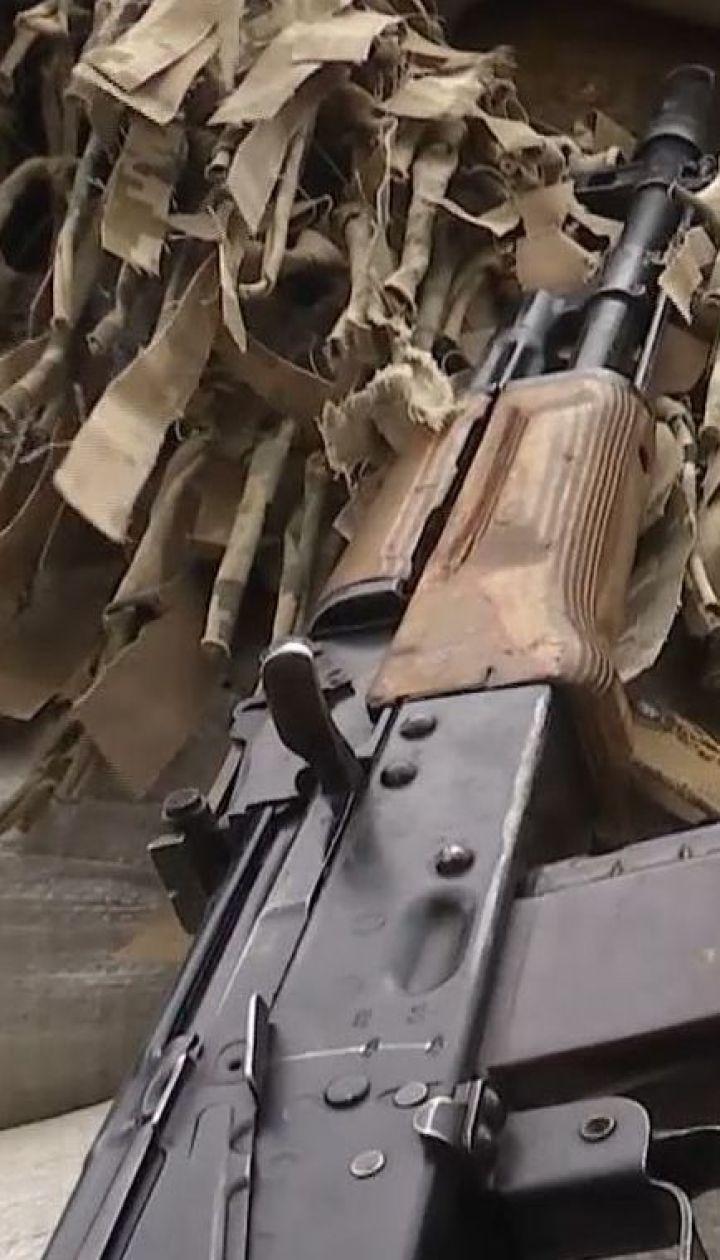 Один украинский военный погиб, четверо получили ранения на передовой