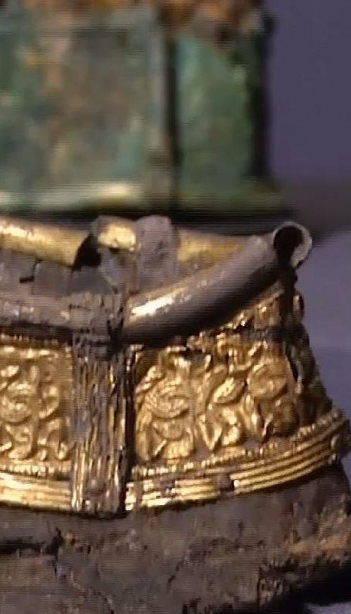 Британські археологи дослідили могилу принца, що жив у VI столітті