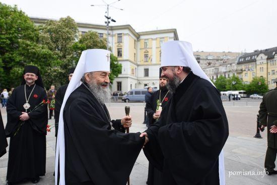 УПЦ МП вимагає через суд скасувати реєстрацію Православної Церкви України
