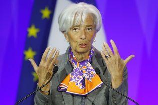 ЕП поддержал кандидатуру Кристин Лагард на пост главы Европейского центробанка