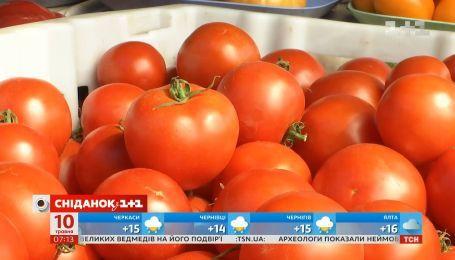 В Україні дешевшають томати – Економічні новини