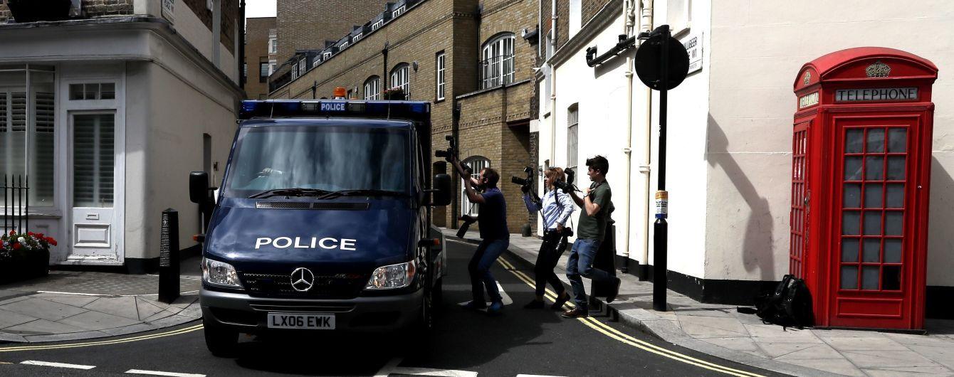 В мечети возле Лондона произошла стрельба