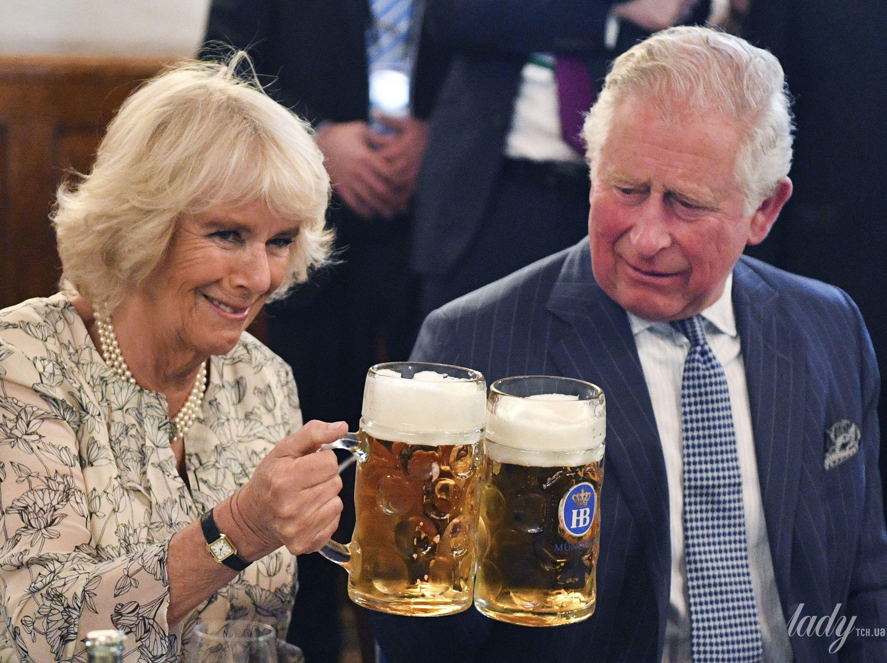 Герцогиня Корнуольская и принц Чарльз_4
