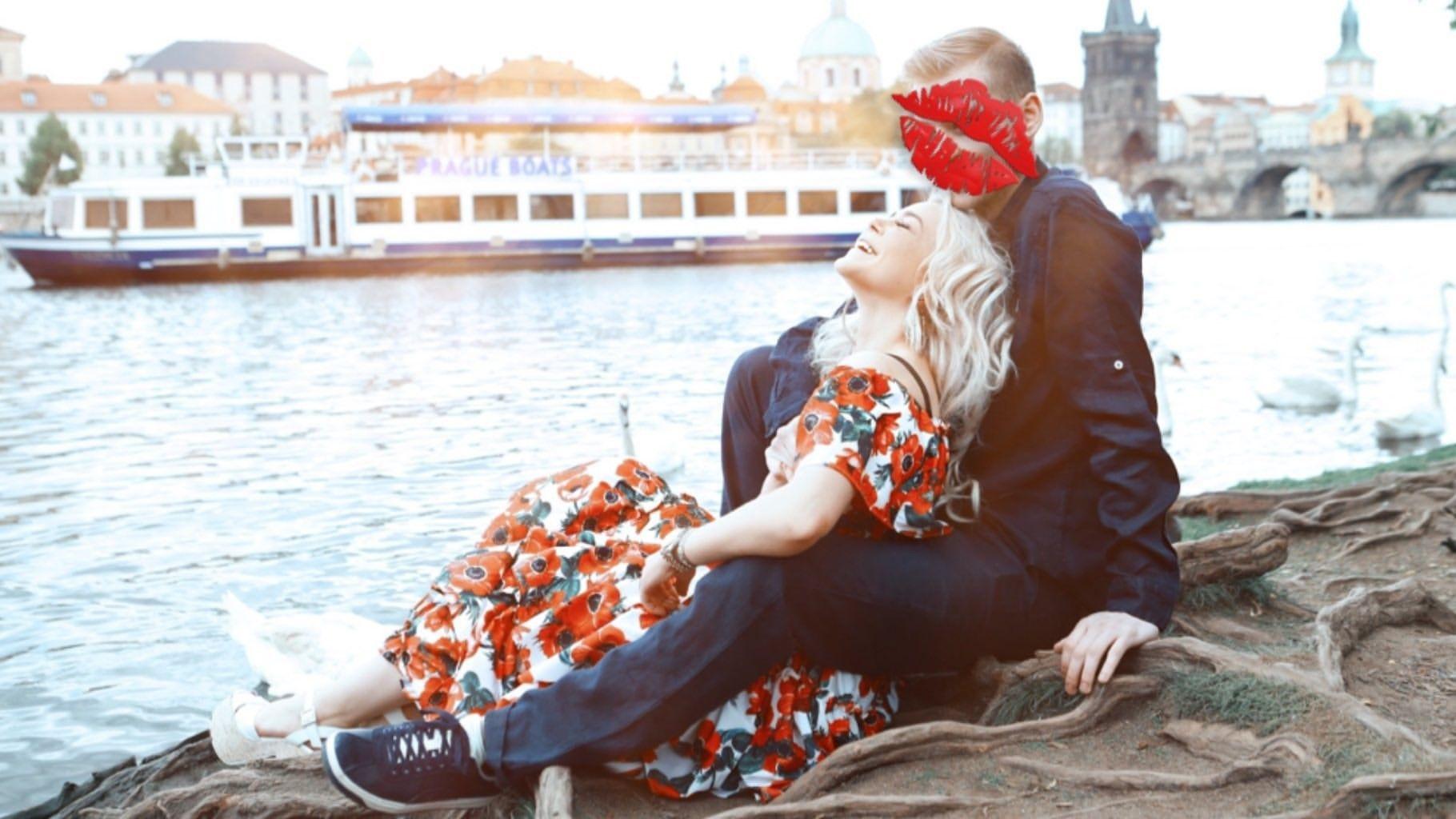 Аліна Гросу з коханим_3