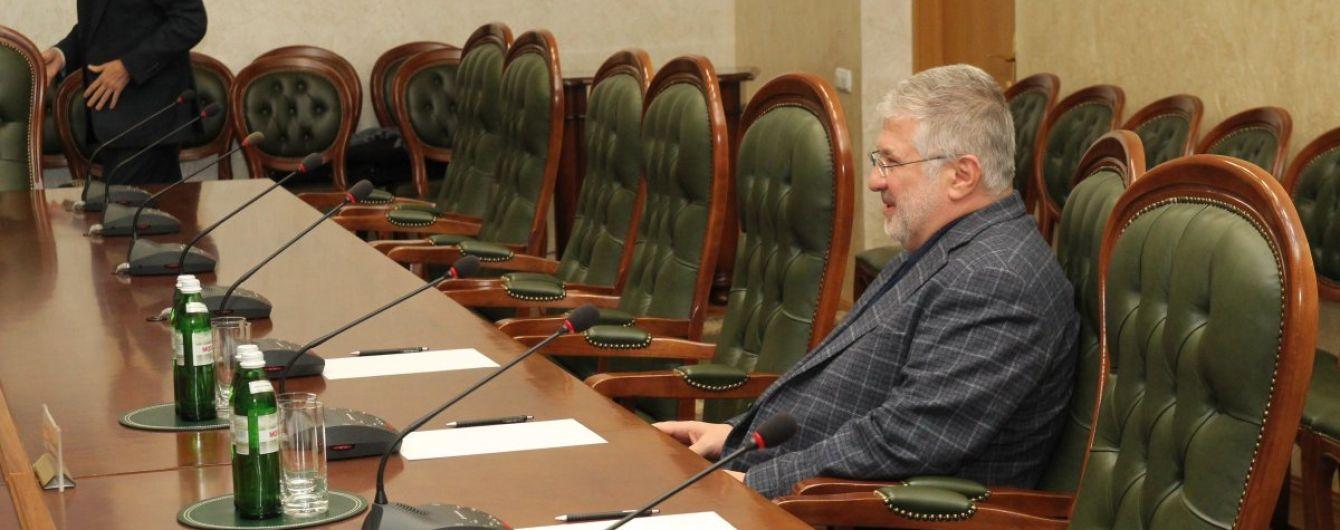 """Коломойский назвал имя единственного """"золотого президента"""" Украина"""