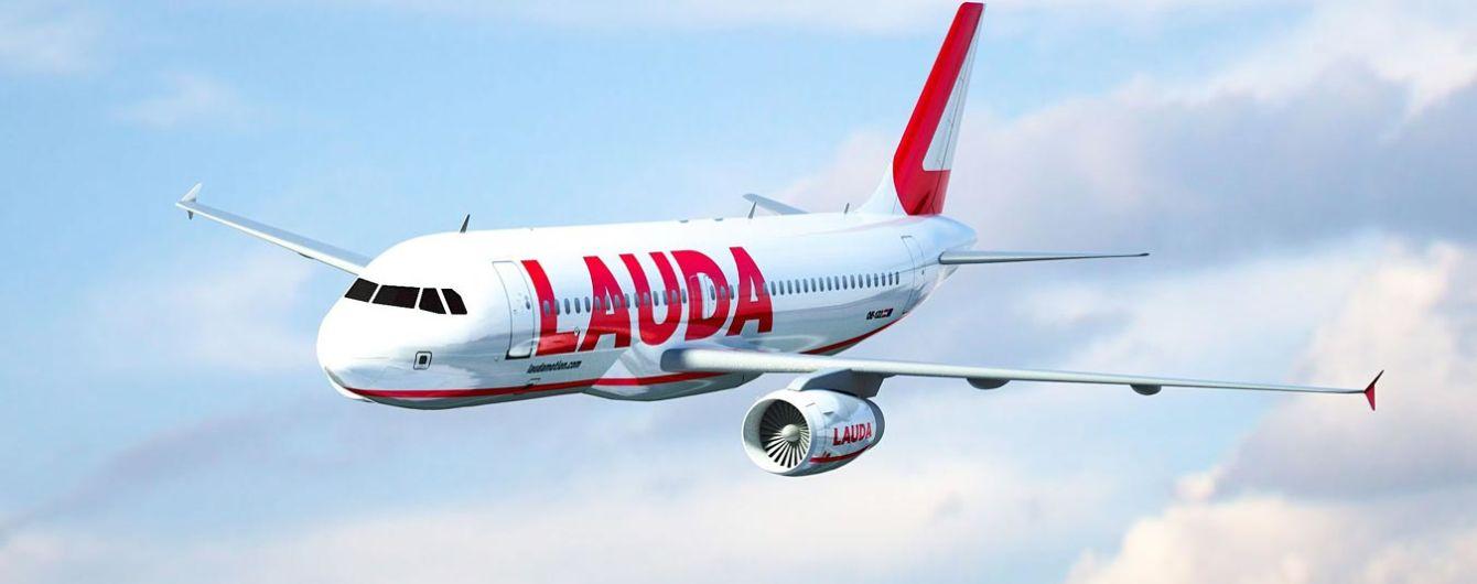 Laudamotion переведе рейси Київ-Відень на щоденний режим