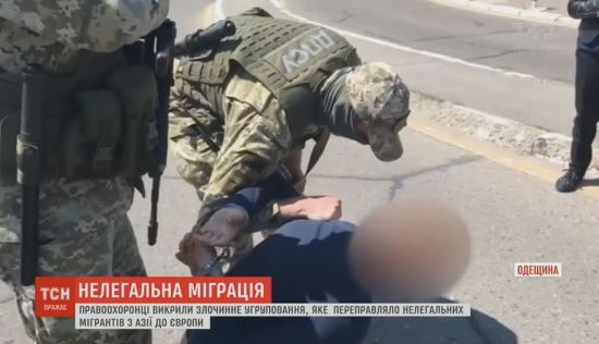 В Одесі затримали організатора міжнародного каналу переправки нелегалів, який вербував українців