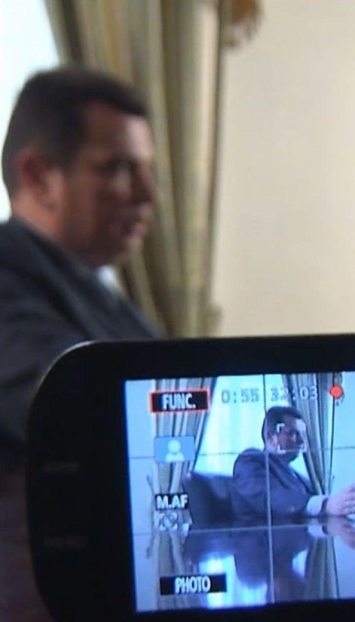 Ситник прийшов на допит до ГПУ як свідок у кримінальному провадженні щодо перевищення повноважень