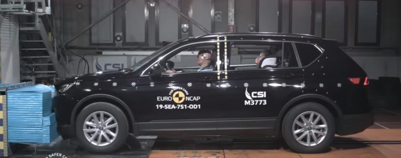 Еврокомитет назвал самые надежные и опасные авто после нещадного краш-теста