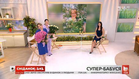 Людмила Барбир и Неля Шовкопляс поздравили своих мам с наступающим Днем матери
