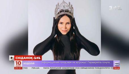 60-летняя украинка стала самой красивой бабушкой мира