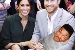 """""""Гол"""" в голову журналістки та мем Вілла Сміта про народження королівської дитини. Тренди Мережі"""