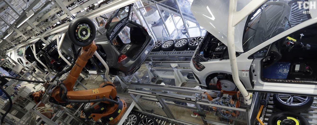 Volkswagen начал серийное производство электрокаров ID.3