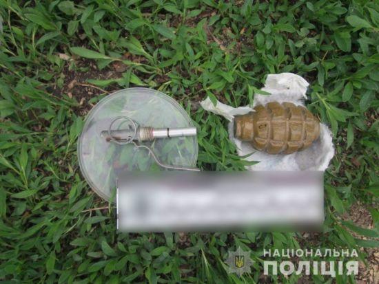 На Київщині ветеран АТО підірвався на гранаті