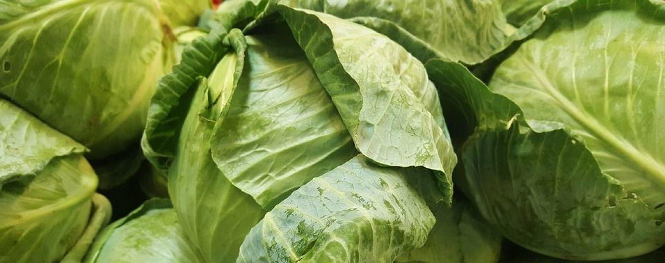 Як від початку року змінилися споживчі ціни: вартість білокачанної капусти зросла на майже 200%