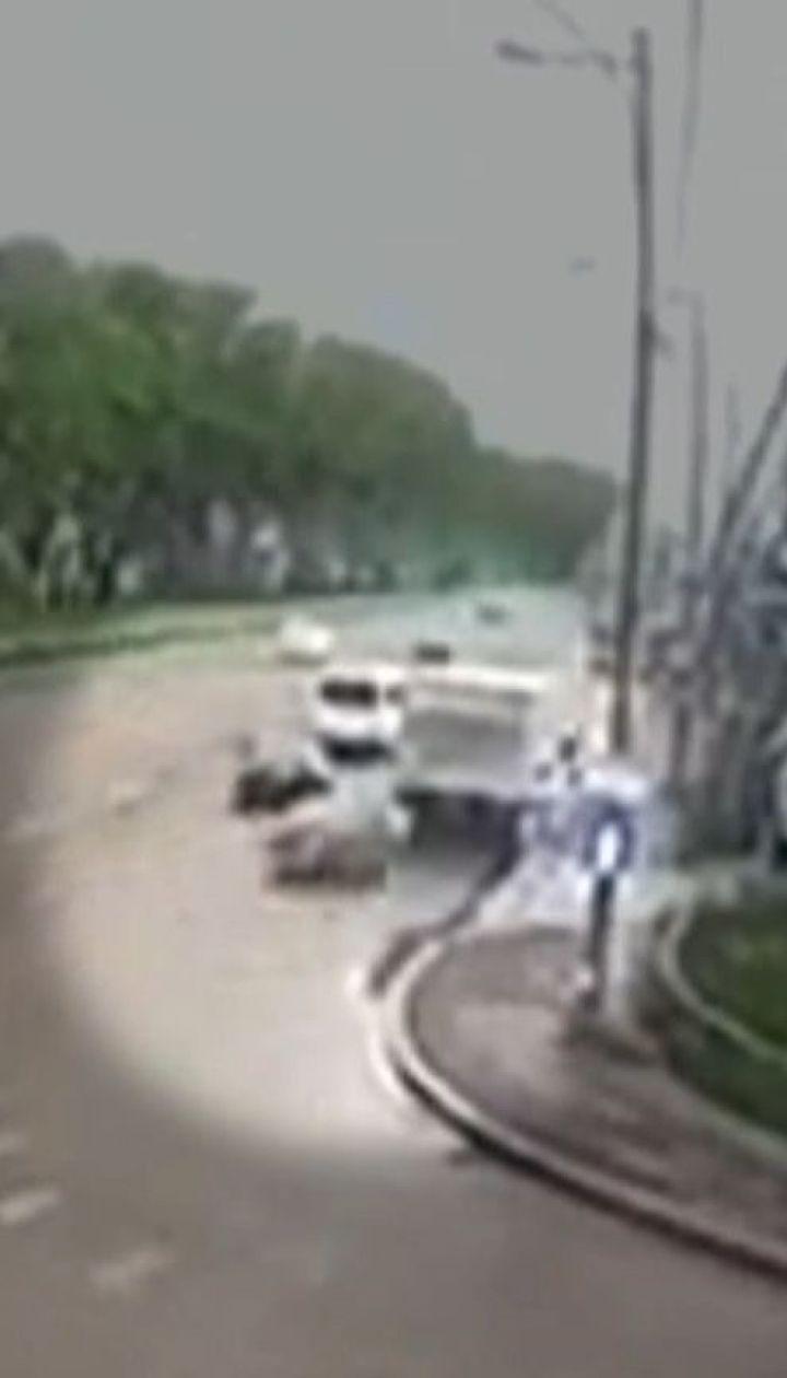 Двое военных погибли в ДТП на столичной кольцевой дороге