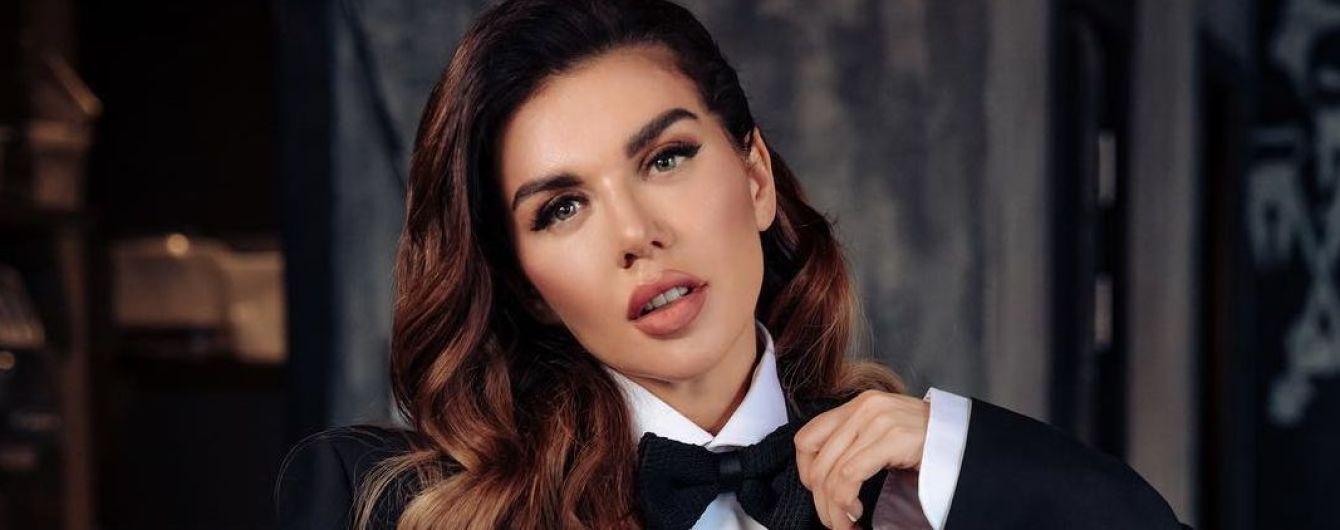 Анна Седокова взбудоражила фанатов провокационным видео, где позирует с округленным животом