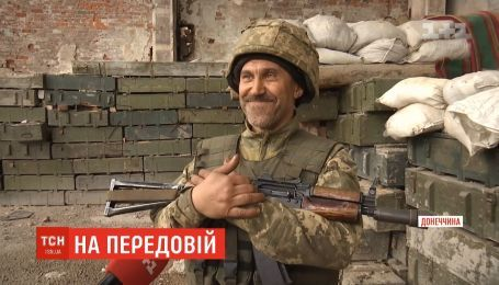 В Авдіївській промзоні українські військові збили ворожий безпілотник