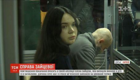 Елена Зайцева просит смягчения наказания