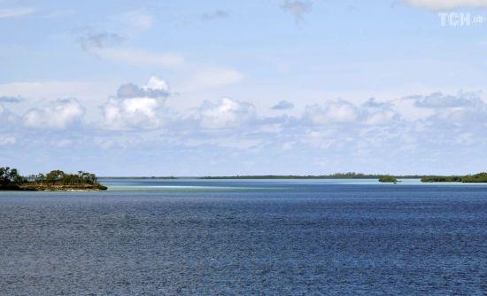 В Індонезії два острови пішли під воду через підвищення рівня моря