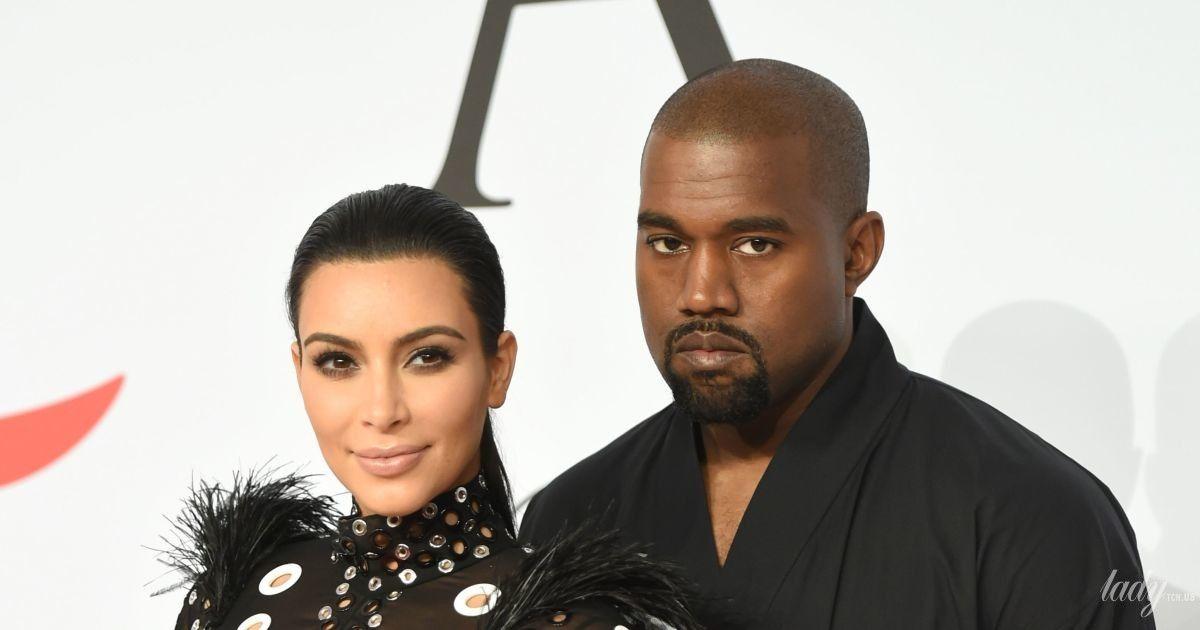 Все кончено: Ким Кардашьян и Канье Уэст разводятся