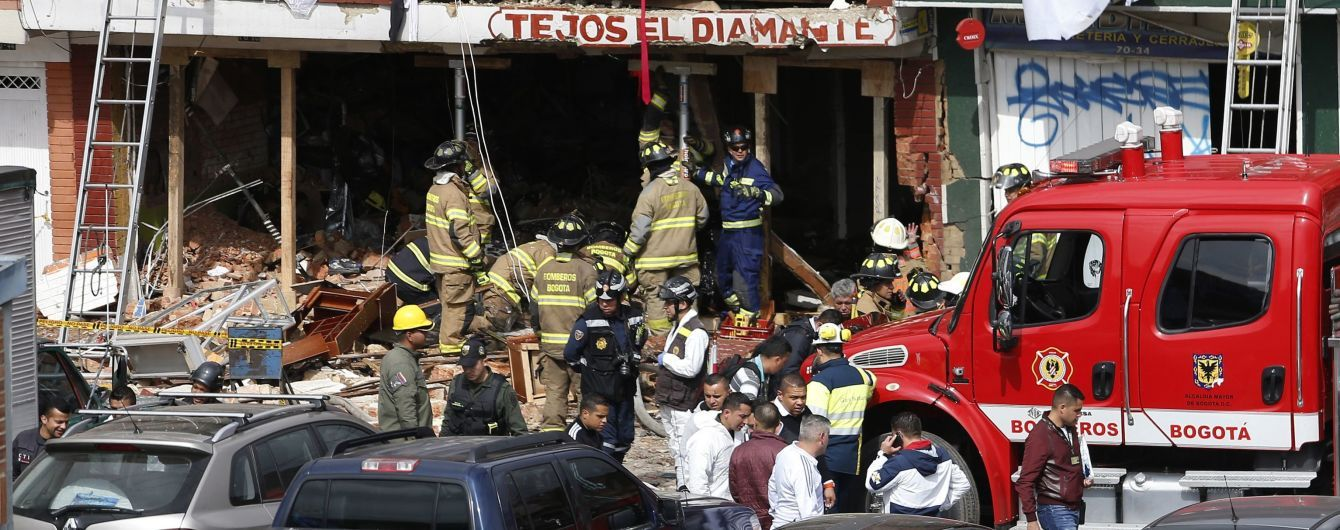 В Колумбии произошел взрыв в пороховой мастерской: есть погибшие