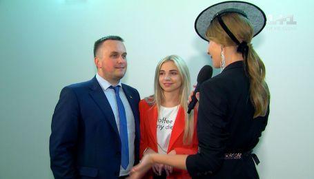 Главный антикоррупционер знакомит с невестой