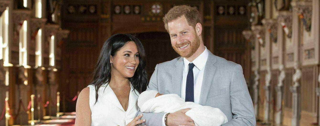 Disney поздравил Меган и Гарри с рождением сына милым мультиком с Винни-Пухом