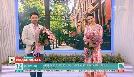 Олександр Попов вітає свою маму з Днем матері
