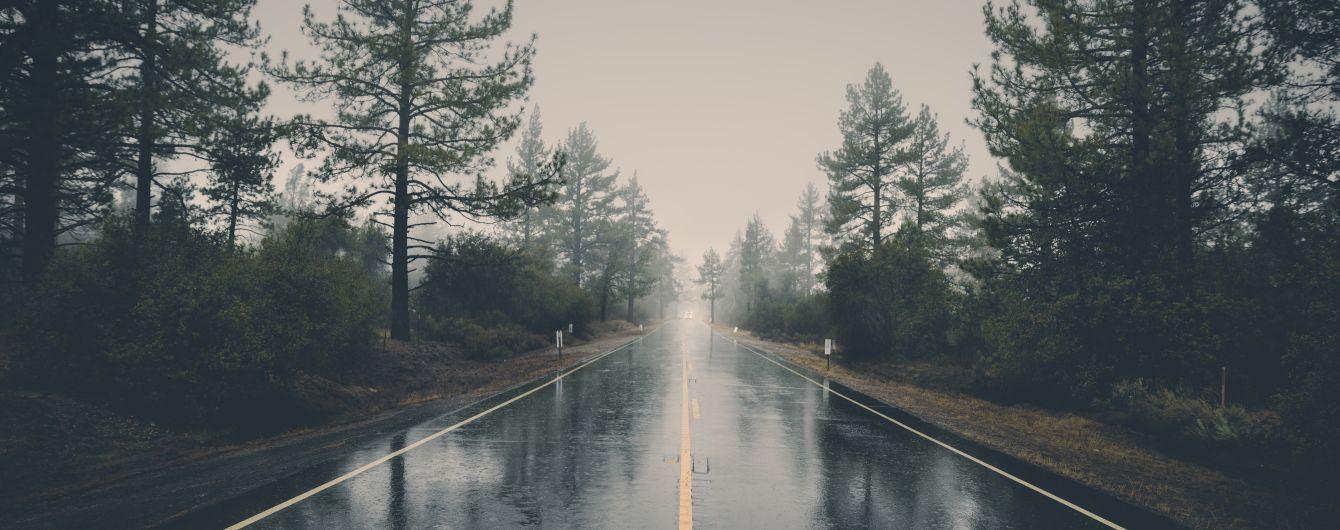 Погода на понедельник: местами в Украине пройдут кратковременные дожди