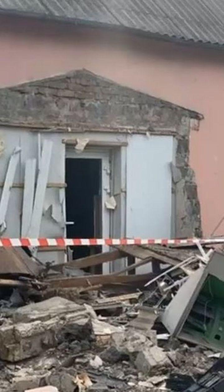 Поліція розшукує зловмисників, які підірвали банкомат у Дніпрі