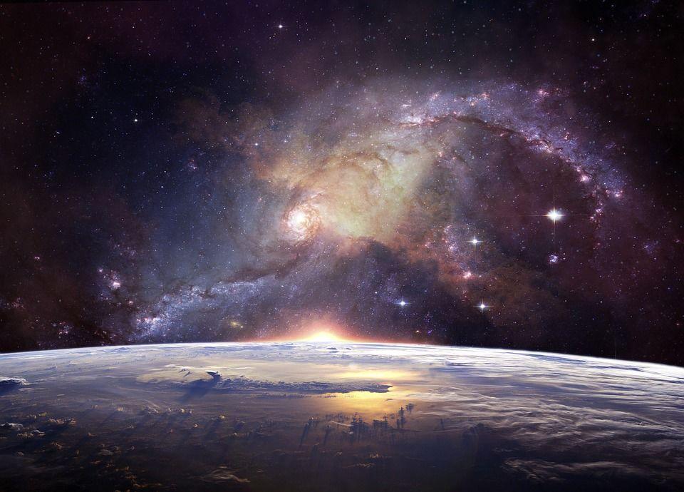Галактика, космос