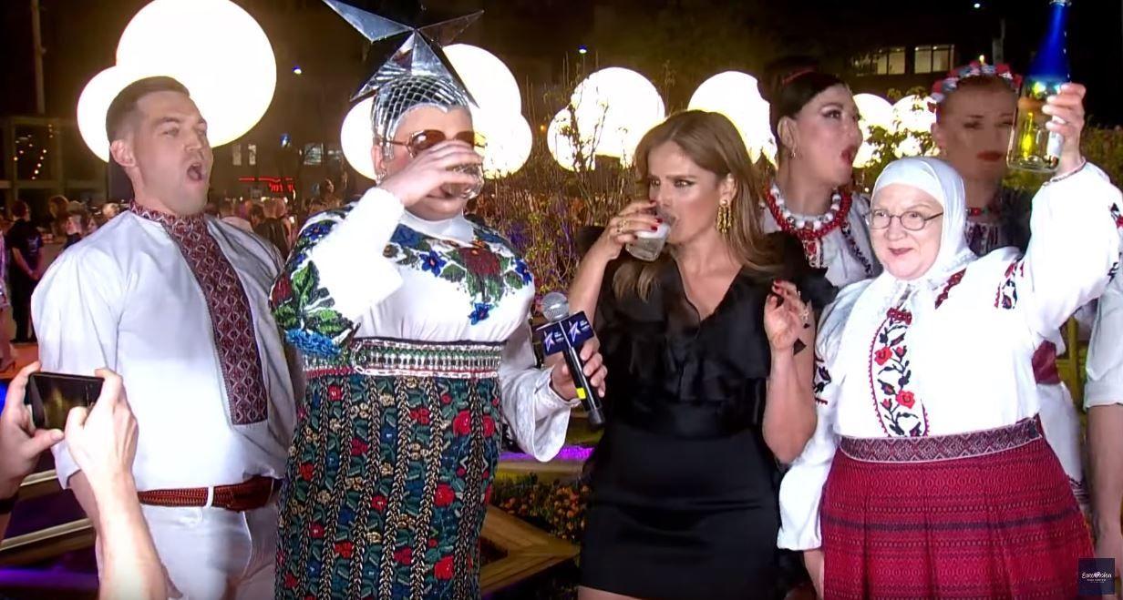 """Вєрка Сердючка на червоній доріжці """"Євробачення-2019""""_2"""