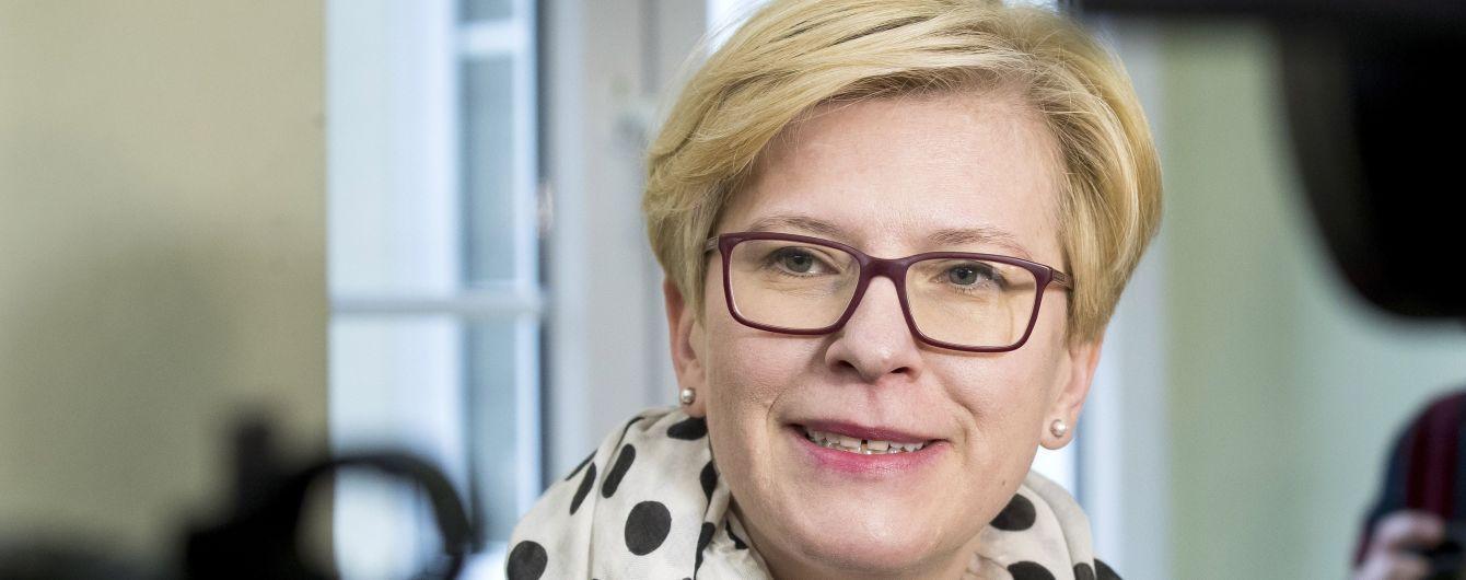 В Литві оголосили результати президентських виборів - Політика - TCH.ua