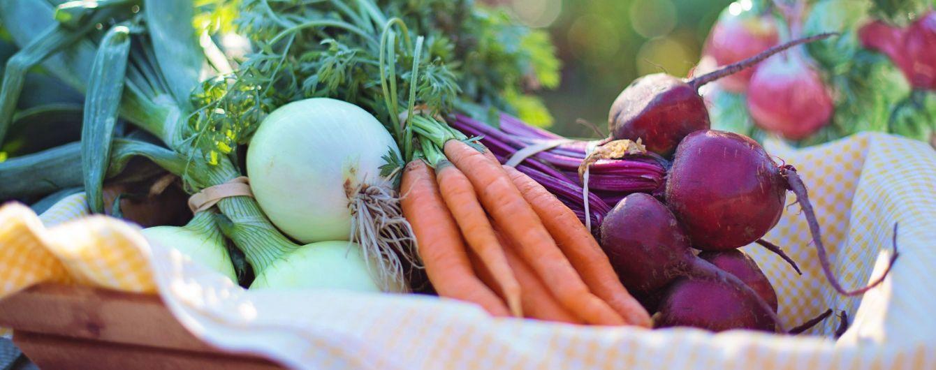 Овочі дорожчали швидше, ніж зростала інфляція: за місяць вартість зросла на чверть